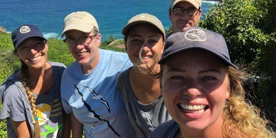 About Pacific Rim Conservation